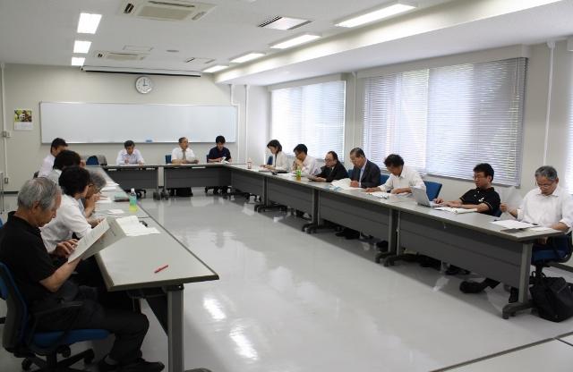 第9回四国ロースクール四国弁連共同FD研究会の様子